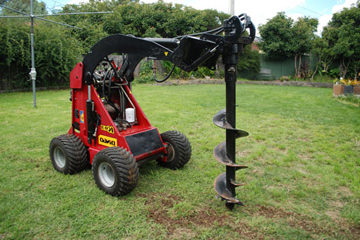 post hole digger large